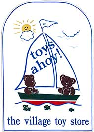Toys Ahoy! Store Sign